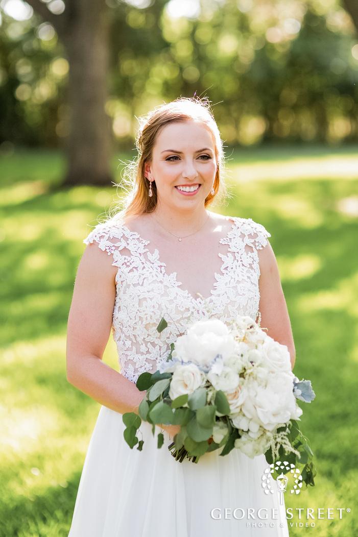 lovely bride wedding photos