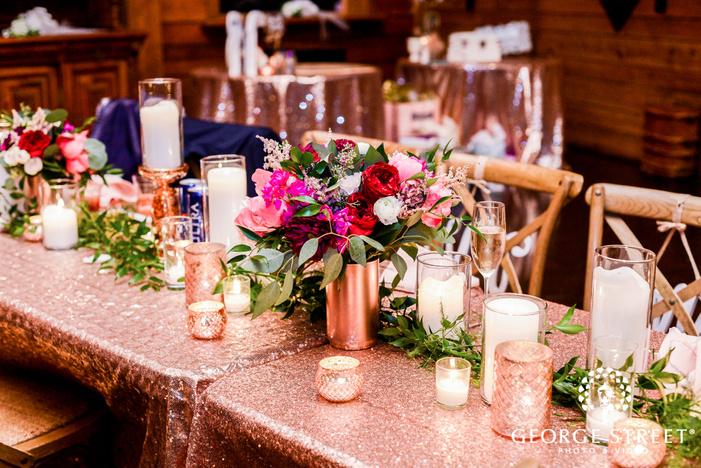 joyful wedding details