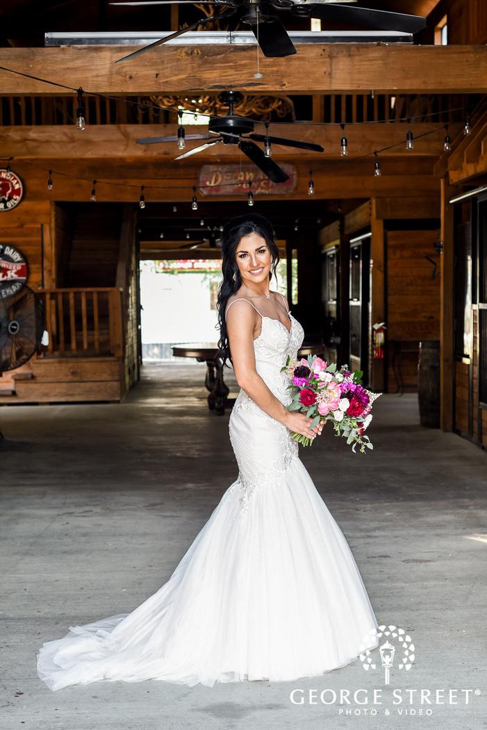 sweet bride wedding photos